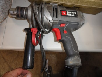 Porter Cable hand drill