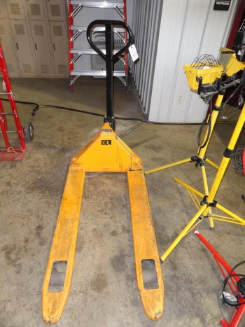 Global  5500 lbs hand truck pallet dolly