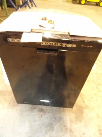 Kitchen Aid Dishwasher & Ceramic Commode
