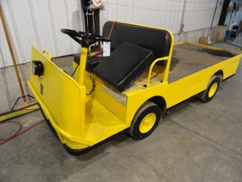 Taylor Dunn Electric Shop Cart-Model # B-012-48-3000lbs capacity