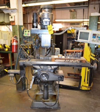 BRT Milling Machine with Power Feed BR277698E 9\