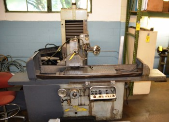1970 ELB Surface Grinder S/N 1012H1357 with 14\