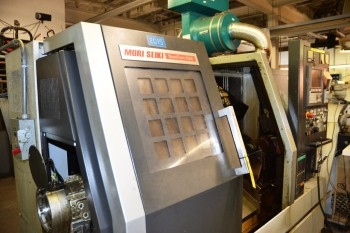 Mori Seiki 2006 CNC Lathe Model Duraturn 2550 with Tooling S/N DT255FH001