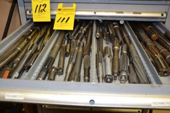 LOT - 4 Drawer Reamers
