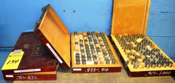 LOT - 5N Pin Kits 3 Cases 751-1.000 Pin Gauge