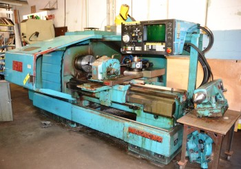 1984 Mazak CNC Machine S/N 49756 Model M4(100)