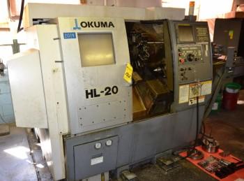 2006 Okuma Howa CNC Lathe S/N 01631/6093 Mod # HL-20