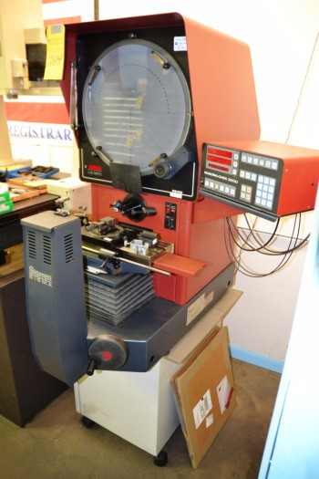 Starrett HB 400 Optical Compartor S/N 4654