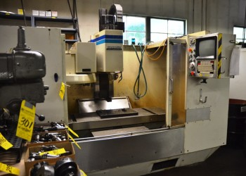 2001 Fadal CNC Machine Center Model - 4020 - S/N 910362