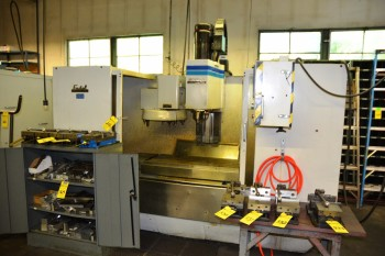 2002 Fadal CNC Machine Center Model - 4020 - S/N 9204145