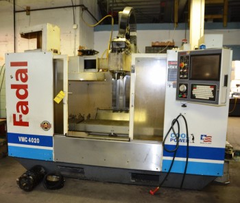 2006 Fadal CNC Machine Center Model - 4020 - S/N 32005128475