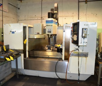 1998 fadal CNC Machine Center Model - 5020 - S/N 9711861