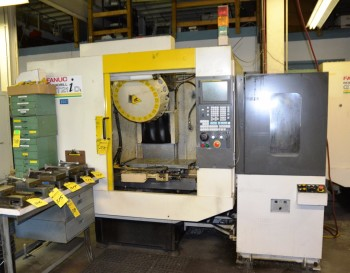 2005 Fanuc Robodrill CNC Drilling/Tapping