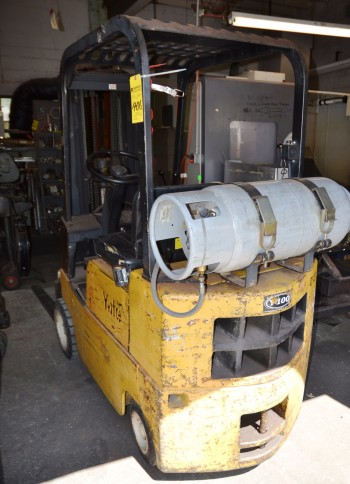 2000 Yale Propane Forklift S/N 2M223735