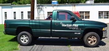 2001 Dodge Pier VP Laramie SLT Model Ram 1500 V8 4x4