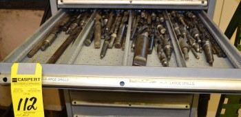 LOT - Assorted Drill Bits - 1 Drawer