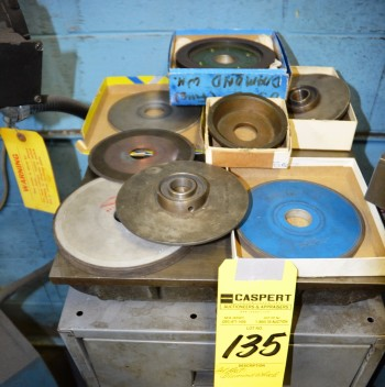 LOT - Assorted Diamond Wheel