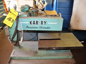 Kar-ray Precision Grinder S/N 174 Model 23