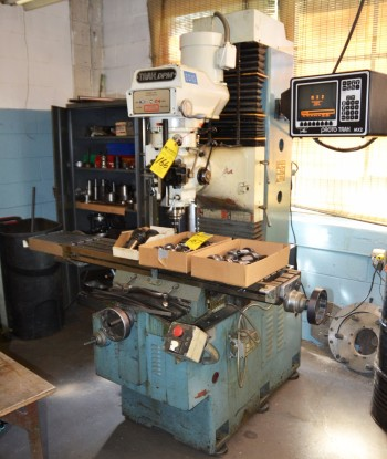 Prototrack DPM CNC Machine S/N 96-674 Model Trak TRM