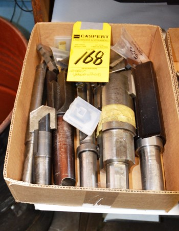 LOT - Assorted Spade Drills