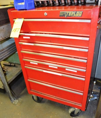 Waterloo 7-Drawer Tool Cabinet