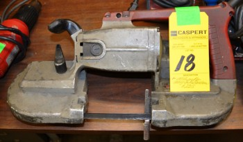 Milwaukee Heavy Duty Hand Hect Hack Saw #6225