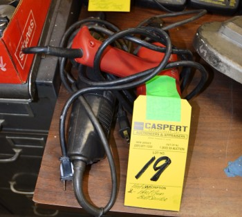 Assorted Heat Gun Belt Sanders