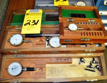 Assorted Dial Gauge