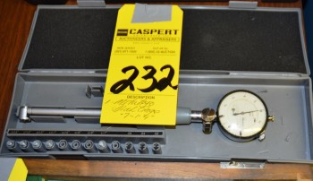 Mitutoyo 7-1-4 Dial Gauge