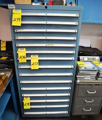 Lista 15 Drawer Tool Cabinet