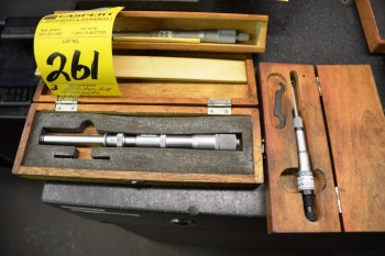 Mitutoyo Long Micrometers 1-2\