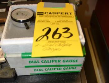 Dial Caliper Gauges