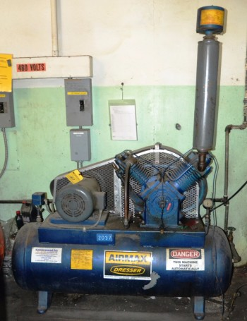 2007 Dresser Air Compressor 10HP