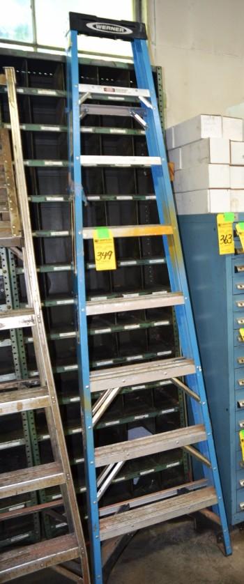 5\' Aluminum Werner Ladder