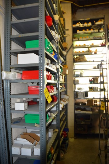 Sections Steel Shelving