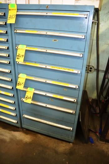 Lista 8 Drawer Parts Cabinet