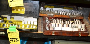 LOT - Assorted Gauge Blocks