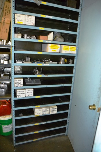 LOT - Mounting Plate and Cabinet