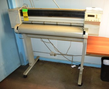 HP Design Jet 650 and Plotter