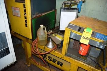 2005 Kaeser Air Compressor SN KO 35191150011792