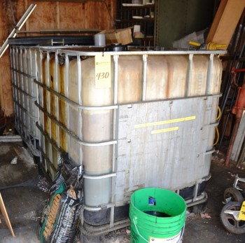 Waste Fluid Tanks