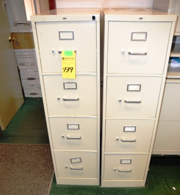 4 Draw File Cabinet