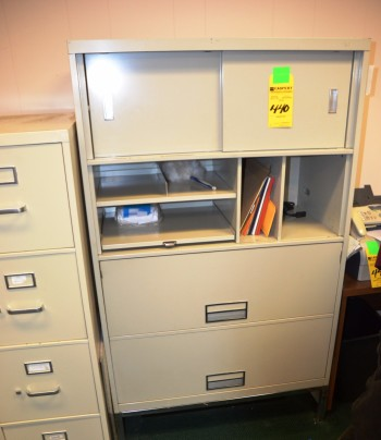 Multi Storage File Cabinet