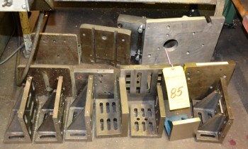 LOT - Angle Plates - 15 Pieces