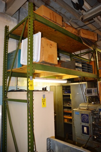 Sections Palet Rack