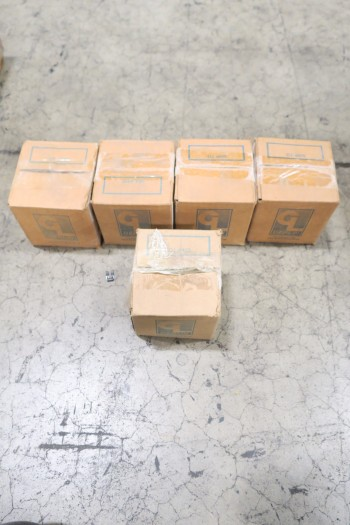 1 PALLET OF 3/4X1/2IN PICOR FOOD GRADE PIPE FITTINGS, SCH 5S, 316SS