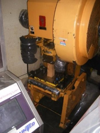 36 TON L & J OBI PRESS