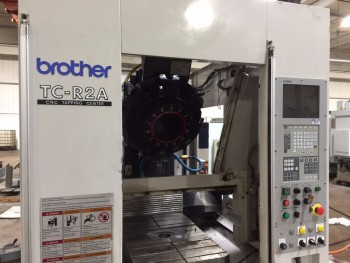 Brother TCR2A CNC Drilling & Tapping Center, New 2008