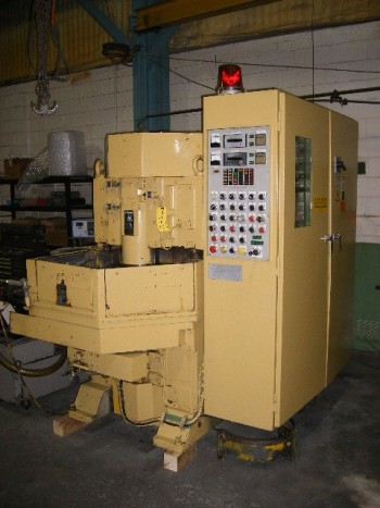 KOYO KVD-450C VERTICAL DOUBLE DISC GRINDER, New 1991