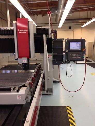 Sterling Machinery Ventures, Inc for event Mitsubishi Laser, Blohm CNC Surf Grinder, Huffman CNC T&C Grinder, L&G OBI Press
